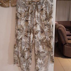 Rockmans casual tropical trouser